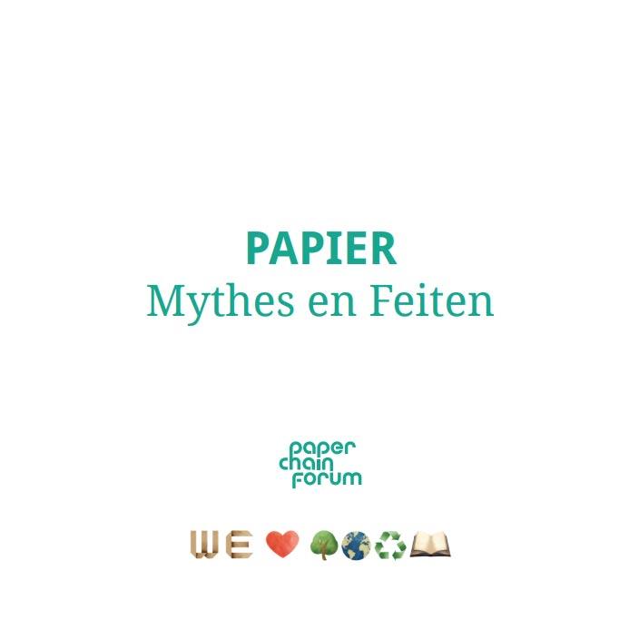 Papier: feiten en mythes