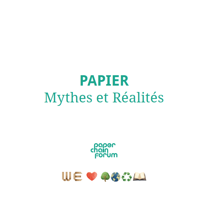 LE PAPIER : MYTHES ET RÉALITÉS